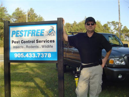 Pestfree - Pest Control Services - 905-433-7378