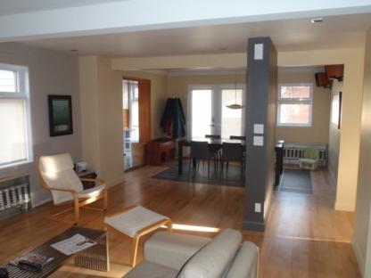 Rénovation & Gestion RJBM Inc - Home Improvements & Renovations - 418-647-4494