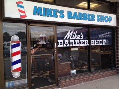 Mike's Barber Shop & Hairstyling - Barbers - 905-668-7800