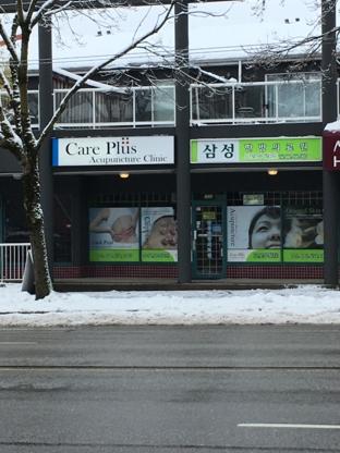 Care Plus Wellness Centre - Acupuncturists