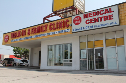One Stop Medical Centre - Cliniques médicales - 416-431-0736