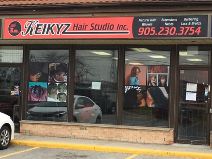 Keikyz Hair Studio - Hair Stylists - 905-230-3754