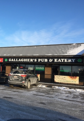 Gallagher's Pub & Eatery Ltd - Restaurants - 403-516-1650