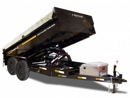 Edmonton Dump Trailer Rentals - General Contractors