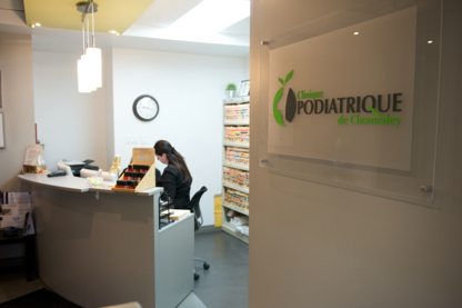 Clinique Podiatrique Chomedey - Medical Clinics - 450-682-7800