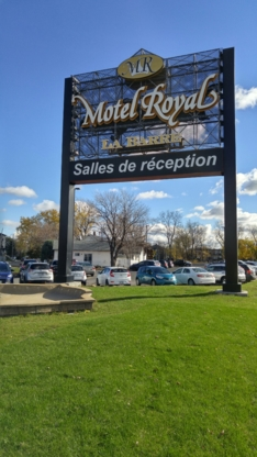 Motel Royal La Barre - Motels - 450-677-9101