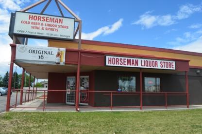 Horseman Liquor - Spirit & Liquor Stores - 403-948-2800