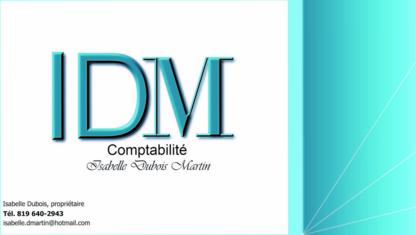 IDM Comptabilité Isabelle Dubois Martin - Chartered Professional Accountants (CPA)