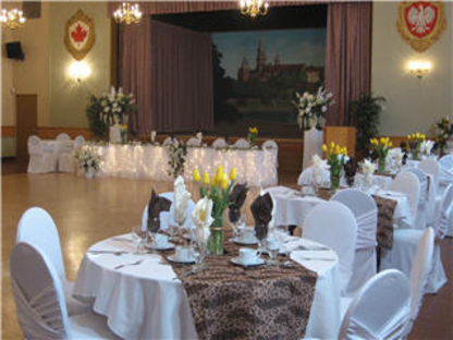 Polish Combatants' Assn - Banquet Rooms - 519-438-3231