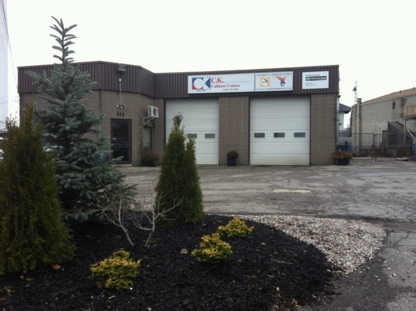 C K Collision Centre - Auto Body Repair & Painting Shops - 416-281-9394