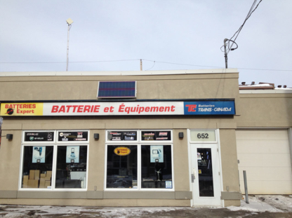 Batteries Expert - Storage Battery Dealers - 819-375-1487