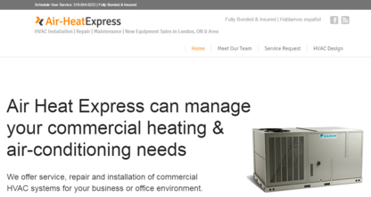 View Airheat Express's London profile