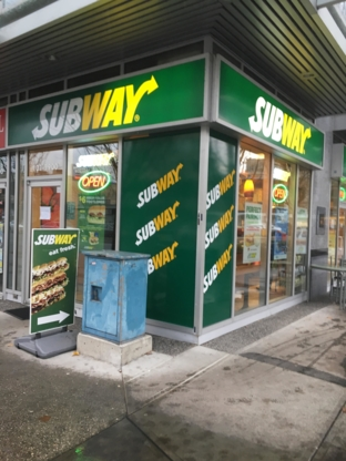 Subway - Restaurants - 604-284-5504