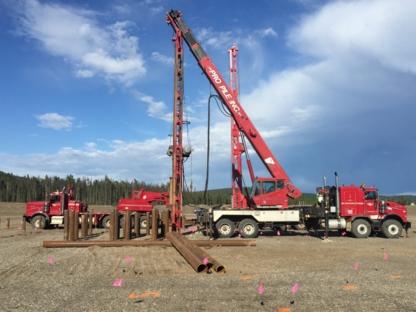 Pro Pile Inc - Oil Field Services