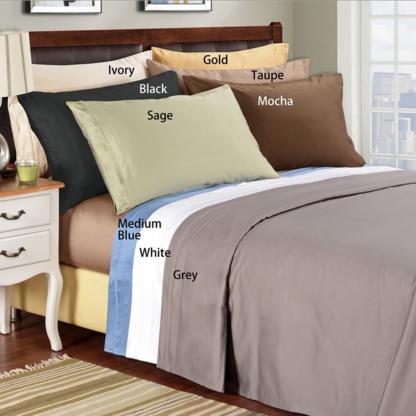 Luxury Sheets - Literie et linge de maison