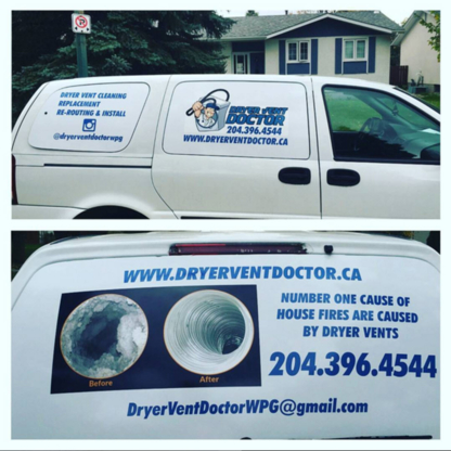 Dryer Vent Doctor - Appliance Repair & Service