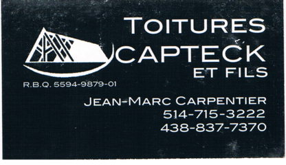Toitures Capteck - Couvreurs