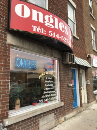 Ongles JT - Manicures & Pedicures