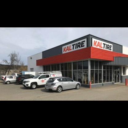Kal Tire - Tire Retailers - 250-765-7181