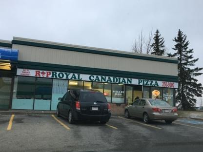 Royal Canadian Pizza - Pizza & Pizzerias - 403-250-9000