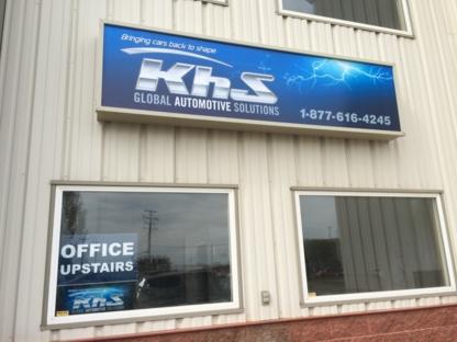 Know How Systems Canada Ltd - Réparation de carrosserie et peinture automobile