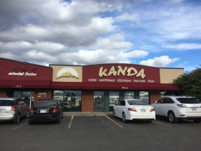 Kanda Sushi Bar - Sushi & Japanese Restaurants