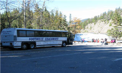 Foothills Coachways Ltd - Bus & Coach Rental & Charter
