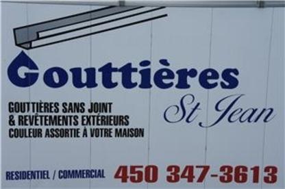 View Gouttières St-Jean's Westmount profile