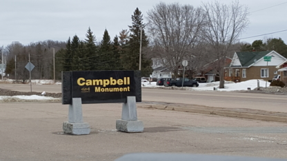 Campbell Monument - Monuments & Tombstones - 613-735-5178