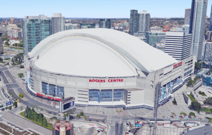 Rogers Centre Parking Garage - Tourist Attractions - 416-341-3057