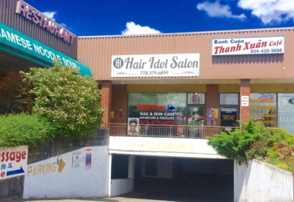 Hair Idol Salon - Hairdressers & Beauty Salons - 778-379-6899