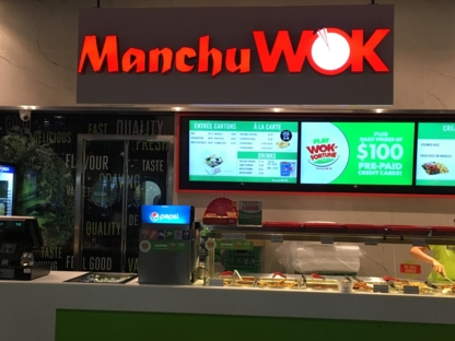 Manchu Wok - Chinese Food Restaurants - 905-274-0880
