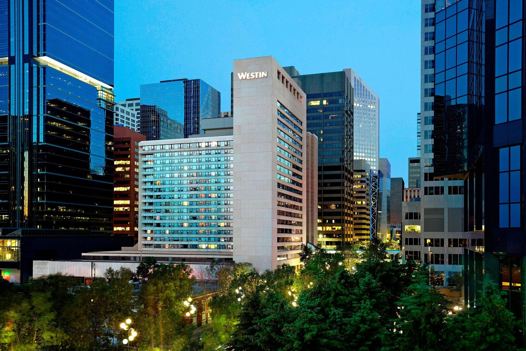 The Westin Calgary - Hotels
