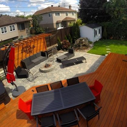 Eden Design Inc - Landscape Contractors & Designers - 438-992-5997