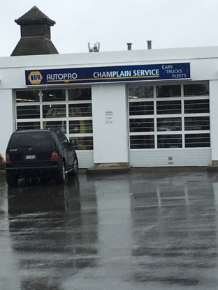 Champlain Service - Gas Stations