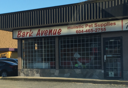 Bark Avenue Holistic Pet Supply - Magasins d'accessoires et de nourriture pour animaux