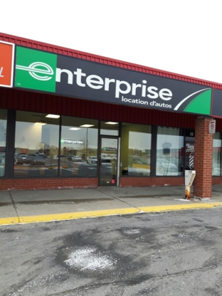 Enterprise Rent-A-Car Lasalle/Verdun - Car Rental - 514-364-3722