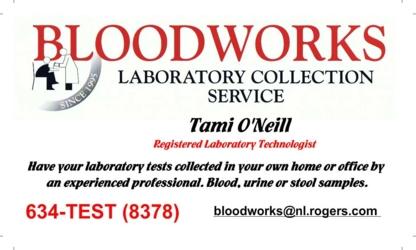 Bloodworks - Collectes et banques de sang - 709-634-8378