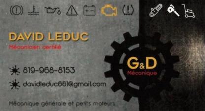 G.D Mécanique - Ateliers de mécanique automobile