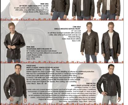 Louis Leather Shop & Motorcycle Wear - Magasins de vêtements en cuir