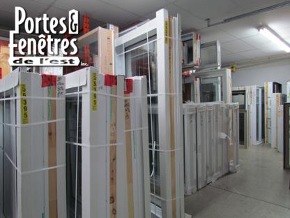 Portes et Fenêtres De L'Est Inc - Fenêtres - 514-254-8113