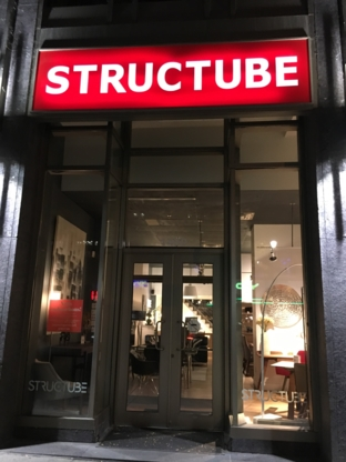 Structube - Furniture Stores - 514-393-8782