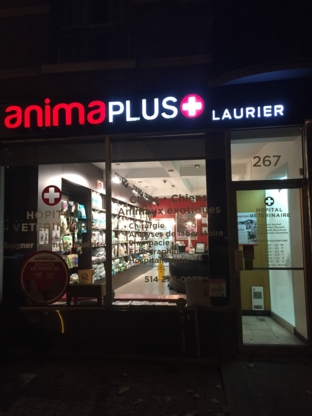 Groupe Vétérinaire Anima-Plus - Pet Food & Supply Stores