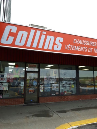 Collins Safety Shoes - Safety Equipment & Clothing