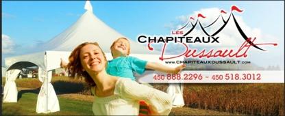 Les Chapiteaux Dussault - Location de tentes