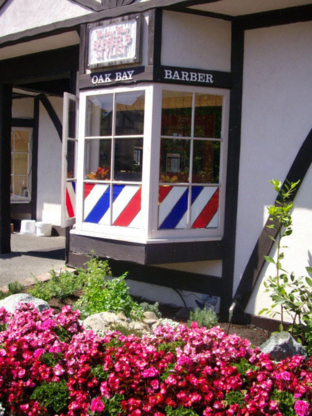 View Oak Bay Barber Shop's Victoria profile