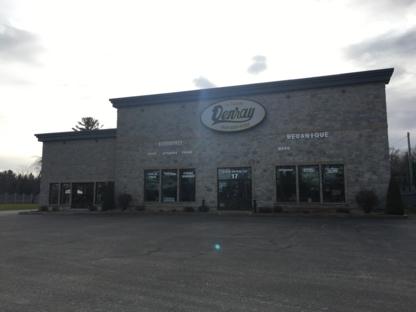 Les Produits Denray Inc - Motorcycle & Motor Scooter Parts
