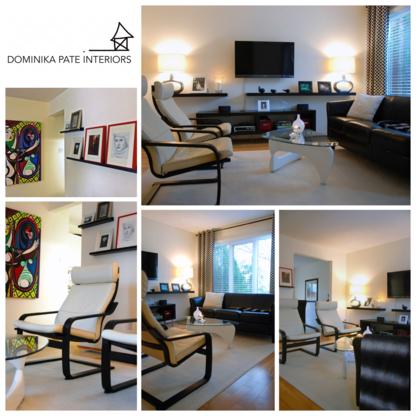 Dominika Pate Interiors - Interior Designers - 905-872-7922