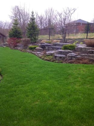Sunsational Landscapes Inc - Landscape Contractors & Designers - 705-424-5603