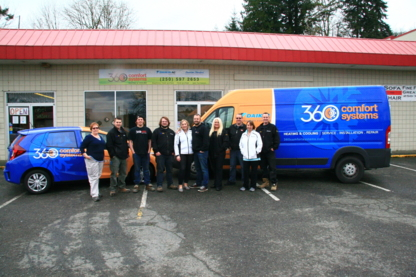 Voir le profil de 360 Comfort Systems - Cobble Hill